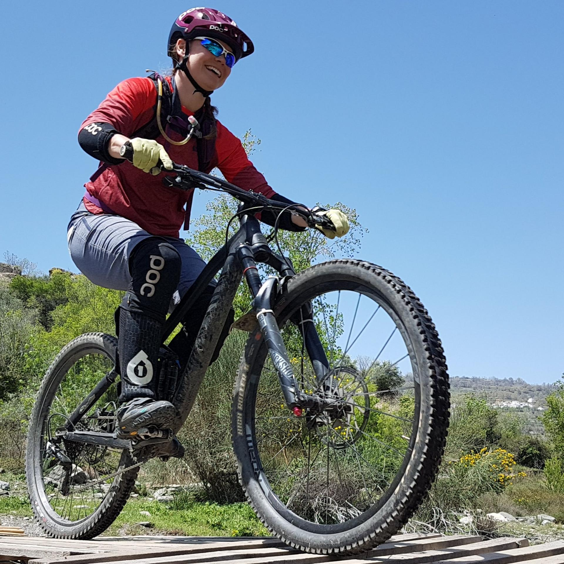 Women's mountain bike holidays