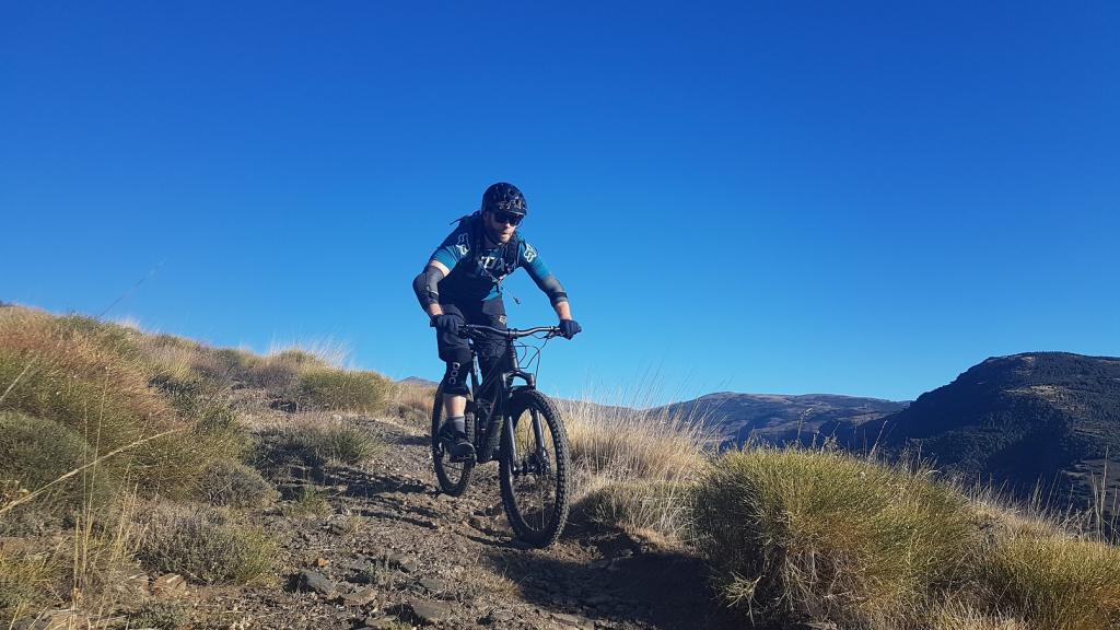 Mountain bike hire in Spain