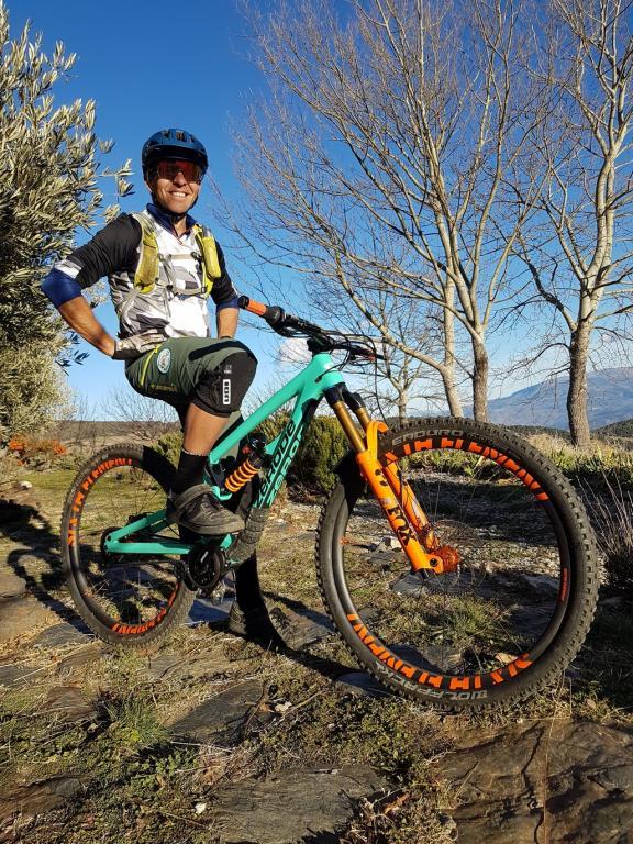 The built Zerode Katipo bike