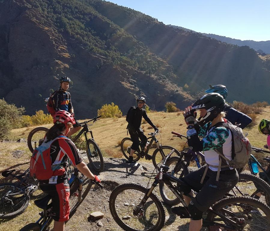 MTB coaching from Katy Curd