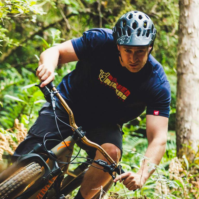 Mountain bike T shirt