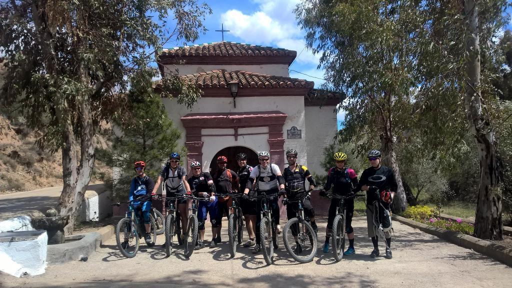 Group MTB trip to Spain