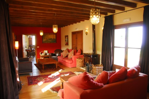 Guests' sitting room