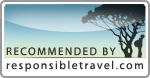 Recommended by Responsible Travel