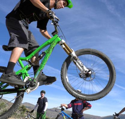 Mountain Bike Skills Camp