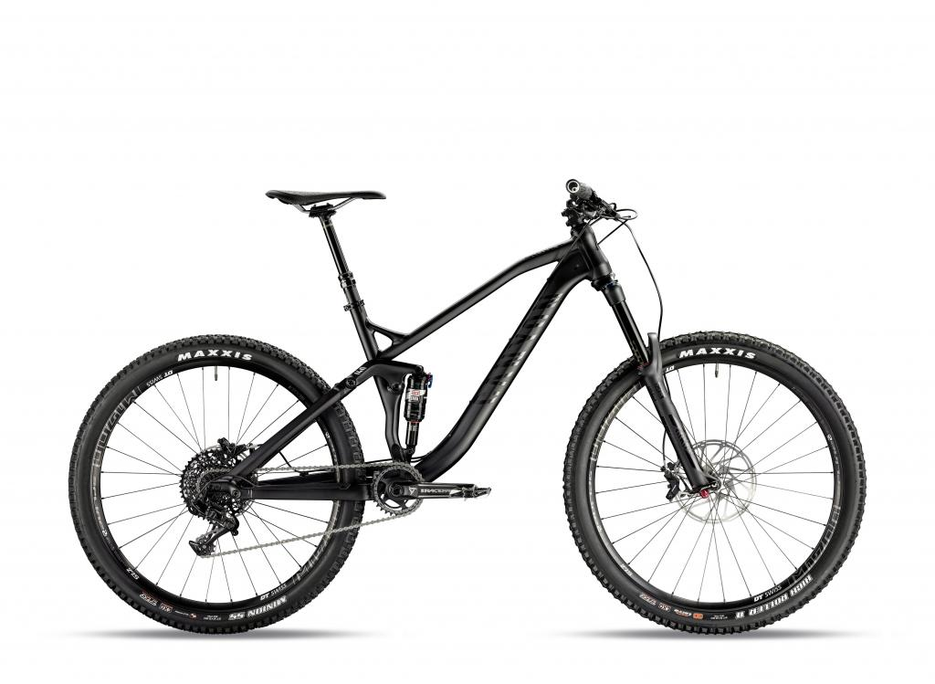 Canyon Spectral AL 6.0 EX 2017 Hire Bike