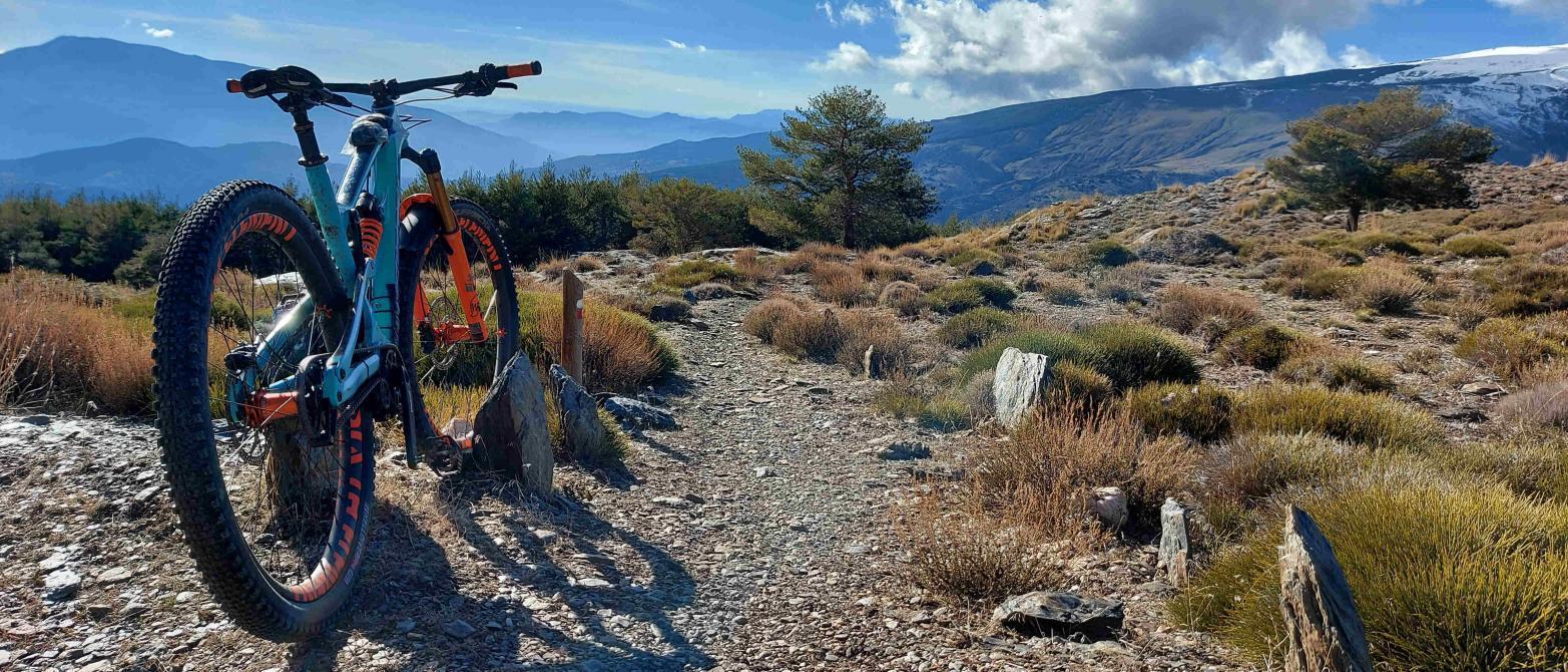 Sierra Nevada Singletrack at its best