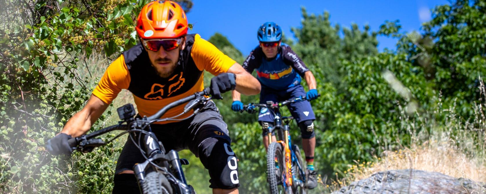 Mountain bike holidays in Spain