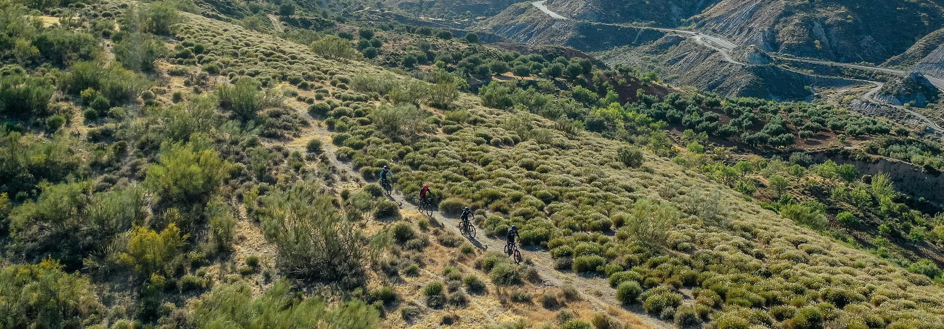 Bespoke mountain biking trips