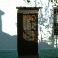 Alpujarra Doorway