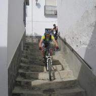 Bérchules steps
