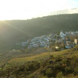 Alpujarra pueblo