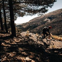 High Sierra Nevada bike trips